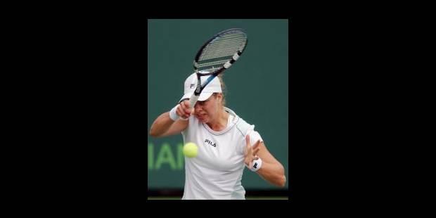 Kim Clijsters entre dans l'histoire