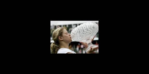 Kim Clijsters plus forte que jamais - La Libre