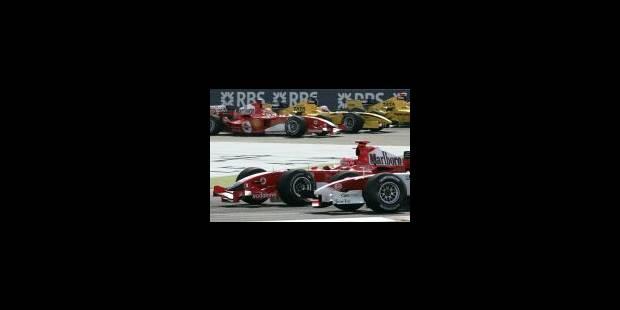 Alonso et Renault persistent et signent - La Libre