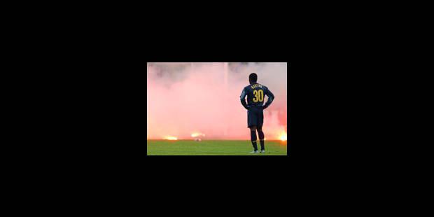 L'Inter Milan au stade des sanctions - La Libre