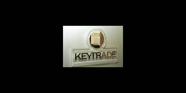 Keytrade cherche un partenaire - La Libre