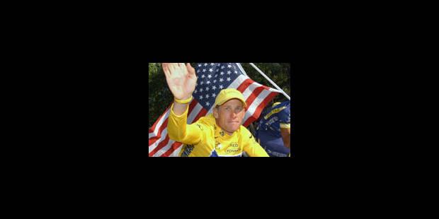Le dernier Tour de Lance Armstrong - La Libre