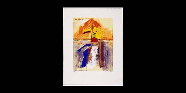 Le peintre et le sérigraphe - La Libre