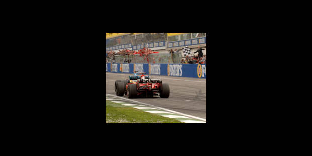 Alonso-Schumi : fabuleux duel ! - La Libre