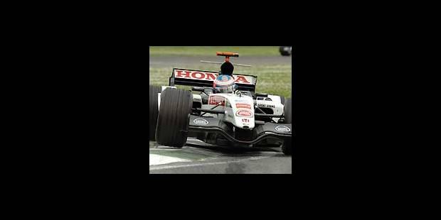 BAR-Honda privé de deux GP - La Libre