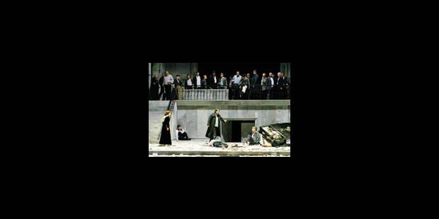 Quand Verdi adapte Schiller - La Libre