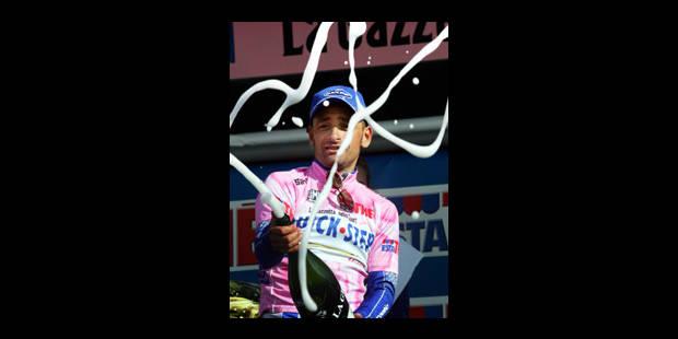 Paolo Bettini remporte la première étape - La Libre
