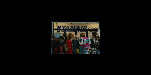Antoine attaque Ryanair à Dublin - La Libre