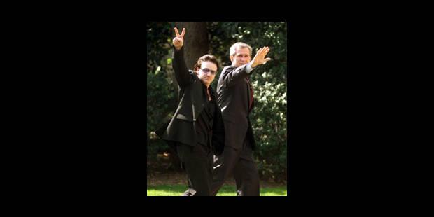 Bono en fait-il trop? - La Libre