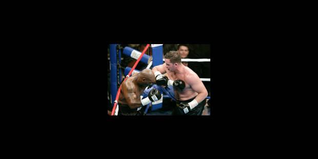 Tyson raccroche les gants - La Libre