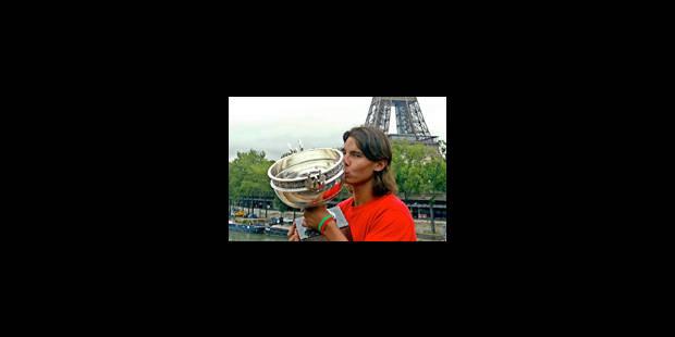 Rafael Nadal est une bénédiction - La Libre
