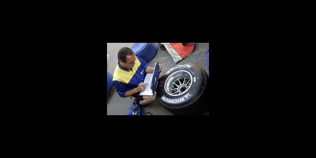 La FIA refuse les propositions de Michelin - La Libre