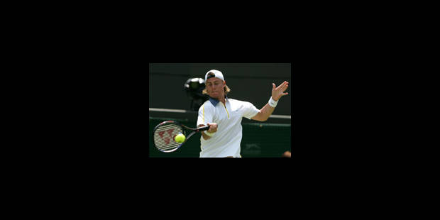 Christophe Rochus sorti par Hewitt en 3 sets - La Libre