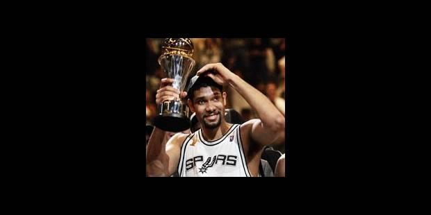 Les Spurs au septième ciel - La Libre