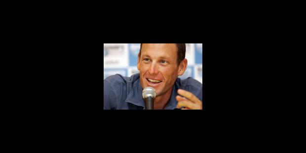 Le septième et dernier défi d'Armstrong - La Libre