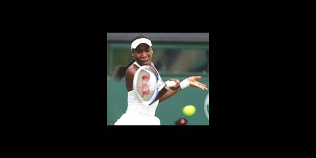 Venus Williams, quatre ans après