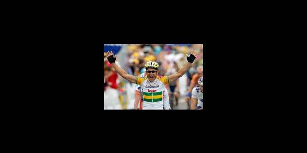 McEwen remporte la 7e étape - La Libre