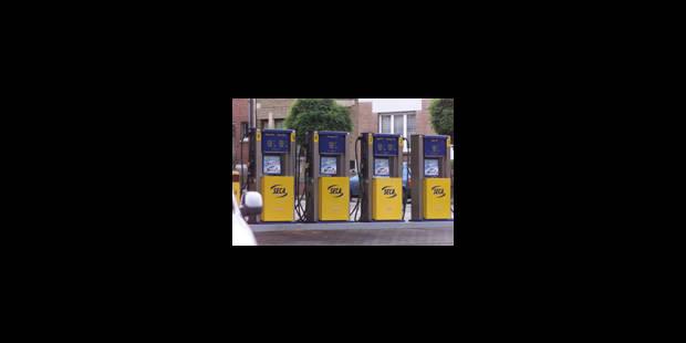 Le carburant est plus cher en Belgique - La Libre
