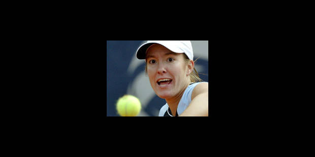 Justine Henin réintègre le top 5 - La Libre