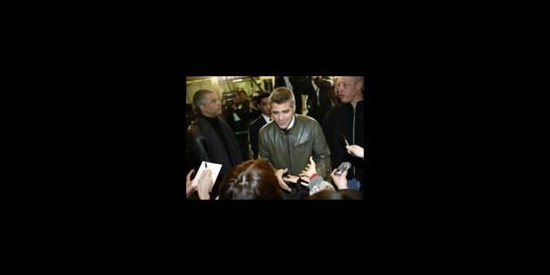 Gilliam et Clooney face à face à Venise - La Libre
