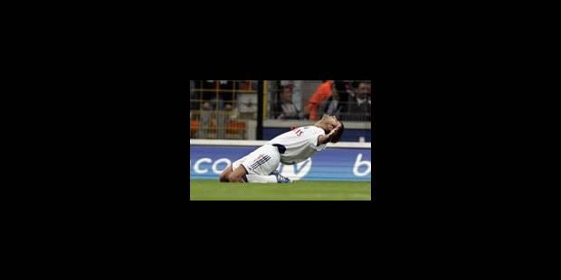 Anderlecht et Bruges bientôt en danger - La Libre