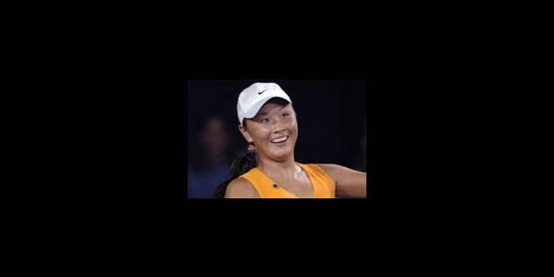 Clijsters éliminée par une jeune prodige chinoise - La Libre