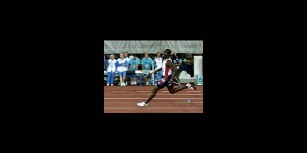 Justin Gatlin roi du 100 m - La Libre