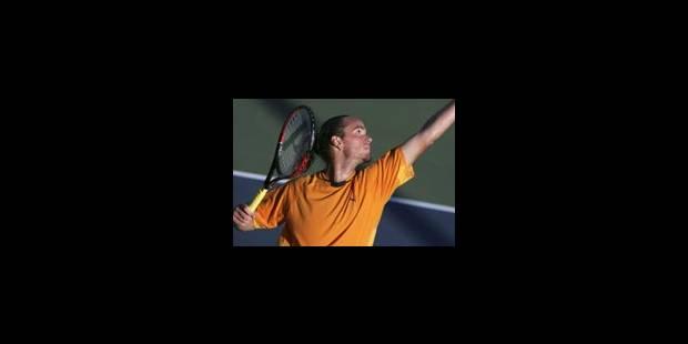 «Rencontrer Andre Agassi est un grand honneur» - La Libre