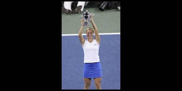 Kim Clijsters enfin reine en Grand Chelem