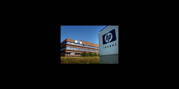 HP: environ 145 emplois belges perdus - La Libre