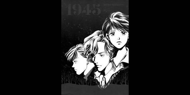 Une première: une manga en ligne - La Libre