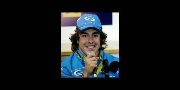 Alonso veut être titré dimanche - La Libre