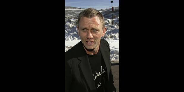 Blond, James Bond, aux yeux bleus - La Libre
