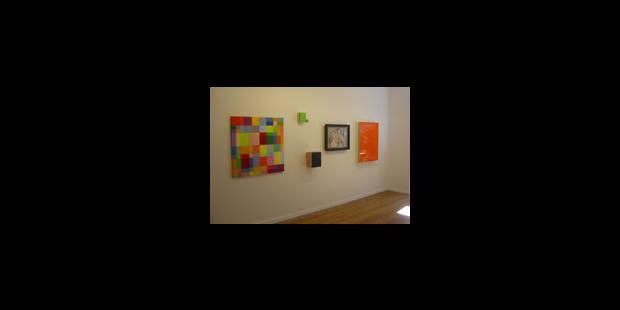 La couleur comme processus - La Libre