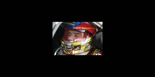 Sébastien Loeb préfère Kronos - La Libre