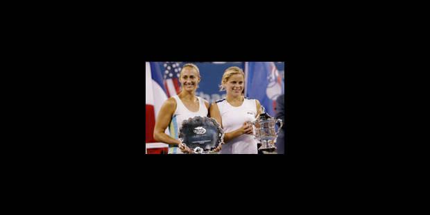Kim Clijsters, jamais deux sans trois? - La Libre