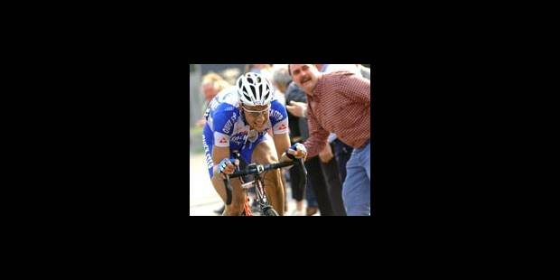 Le Mérite sportif à Tom Boonen - La Libre
