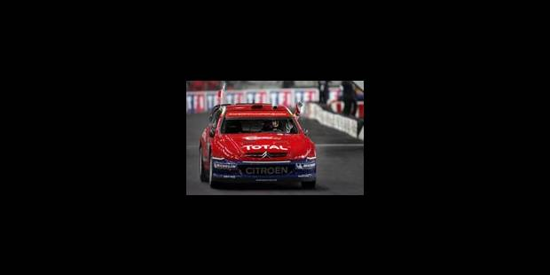 Loeb champion des champions - La Libre
