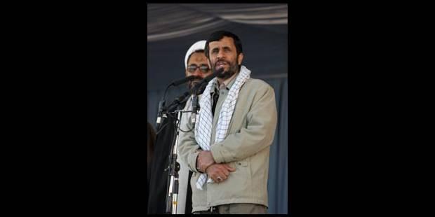 Ahmadinejad/Israël : silence pesant dans le monde arabe - La Libre
