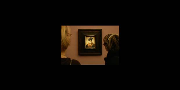 Une année pour Rembrandt - La Libre