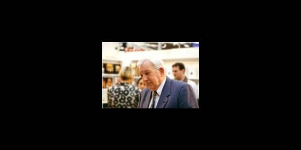 Jean Daloze est mort, à 92 ans - La Libre