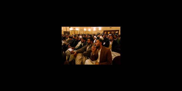 Les députés vont siéger à Kaboul - La Libre
