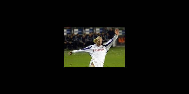 La Fiorentina veut Wilhelmsson - La Libre