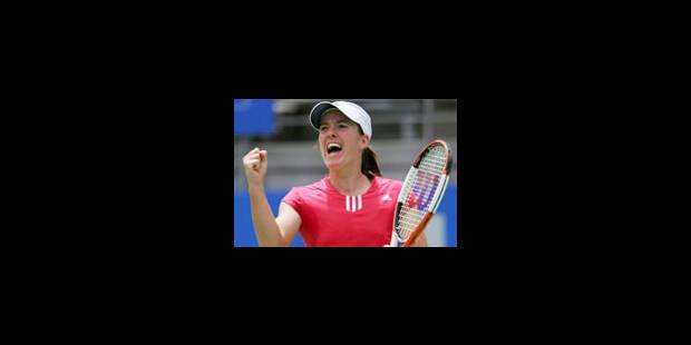 Retour gagnant pour Justine Henin - La Libre
