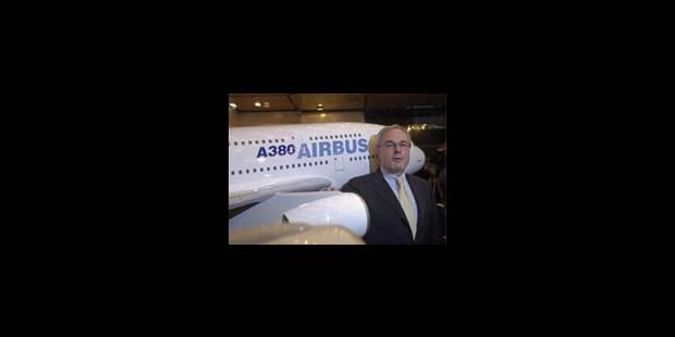 Airbus reste numéro 1 mondial - La Libre