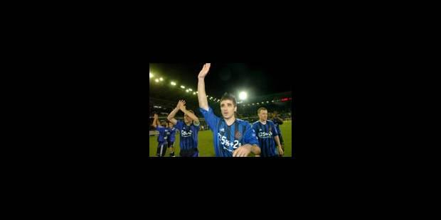 Et le vainqueur est le... Club Bruges! - La Libre