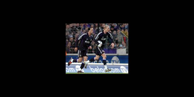 Wilhelmsson restera à Anderlecht