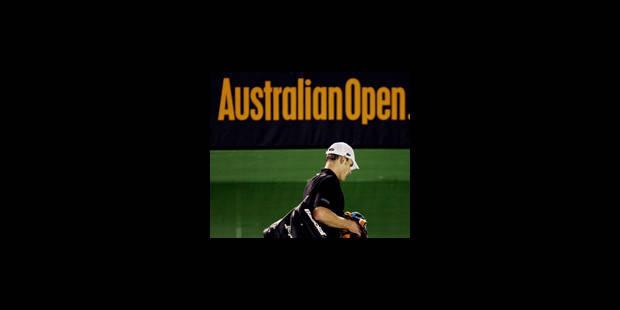 Andy Roddick éliminé