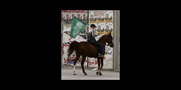 Les Palestiniens ont élu leur Parlement - La Libre