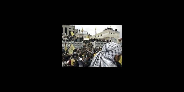 Des partisans du Fatah appellent à la démission de Abbas - La Libre